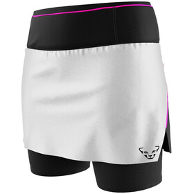Dynafit DNA Ultra 2/1 Skirt Women, blanco/negro
